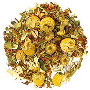 Fox Trot Herbal Tea - Green and Watts Gourmet Beverages