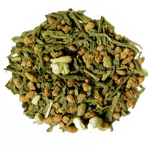 Genmaicha Matcha Tea - Green and Watts Gourmet Beverages