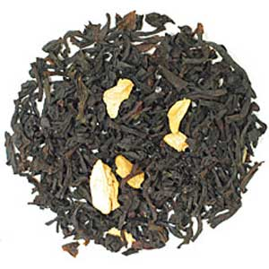 Ginger Black Tea - Green and Watts Gourmet Beverages