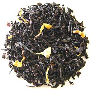 Ginger Peach Black Tea - Green and Watts Gourmet Beverages