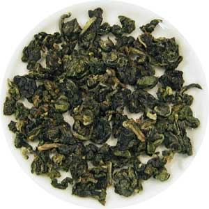 green jade oolong tea
