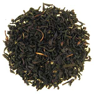 cream black tea