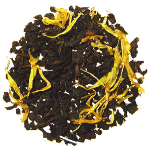 pumpkin pie spice black tea
