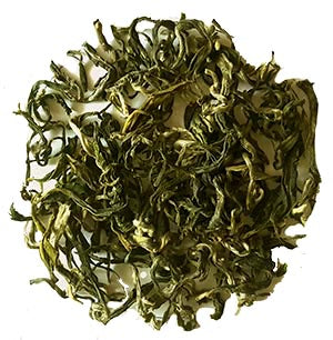 White Monkey Green Tea