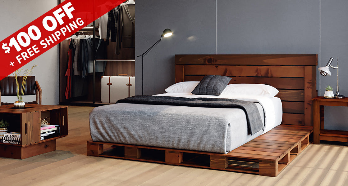 Pallet Beds Sales And Promotions
