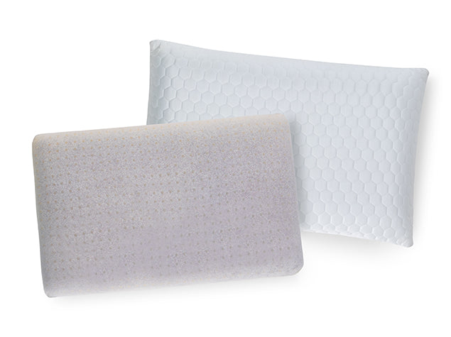 Luxury Cooling Pillow - Open Cell Memory Foam
