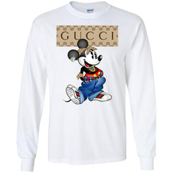 37190718ea5 ... Gucci Mickey Mouse Trending Long Sleeve T-Shirt Black Amazon Best  Sellers - Ut.