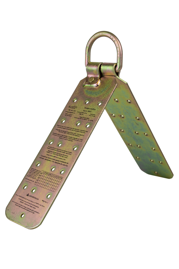 Guardian Fall Protection 00455 Reusable Temper Roof Anchor