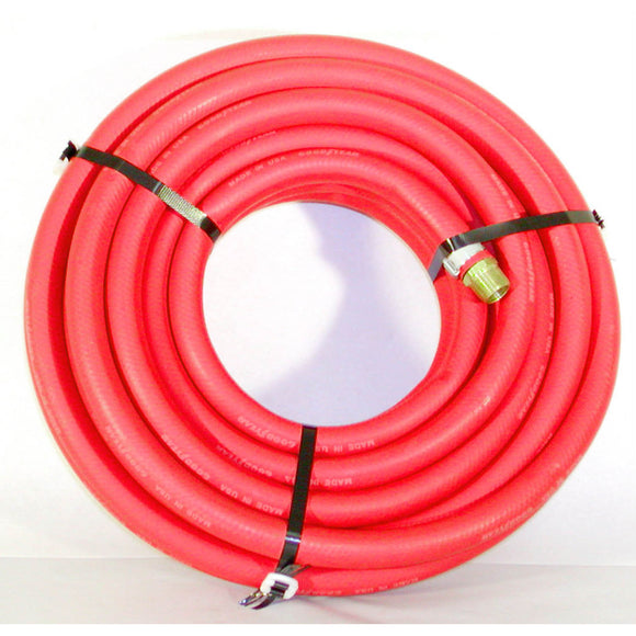 Goodyear 01-1477 Red Air Hose 3/4