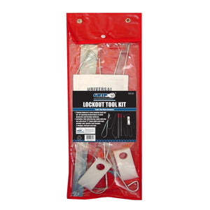 Grip-on 16318 Lockout Tool Kit – 12/6