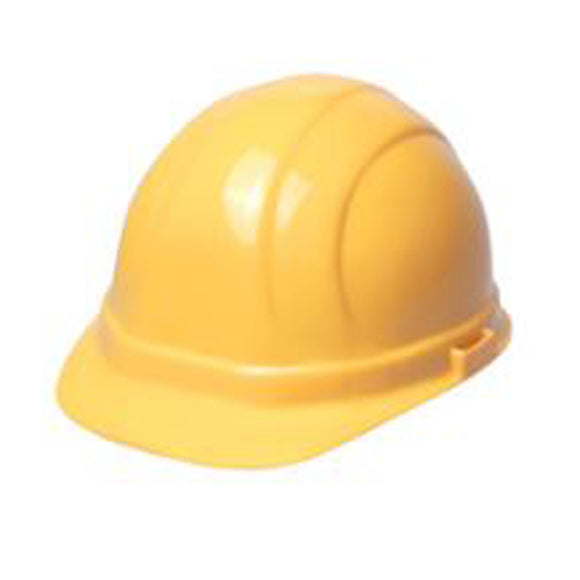 ERB Industries 19132 Omega II 6PT Yellow Hard Hat