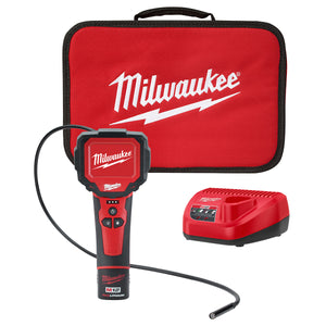 Milwaukee 2313-21 M-SPECTOR 360™ Rotating Inspection Scope Camera Kit