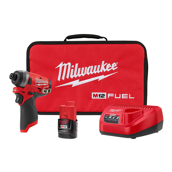 Milwaukee 2553-21 M12 Fuel 1/4
