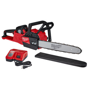 Milwaukee 2727-21HD Cordless Low Profile Chainsaw Kit, 16 In