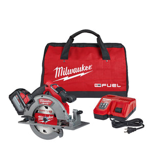 "Milwaukee 2732-21HD M18 FUEL™ 7-1/4"" Circular Saw Kit"