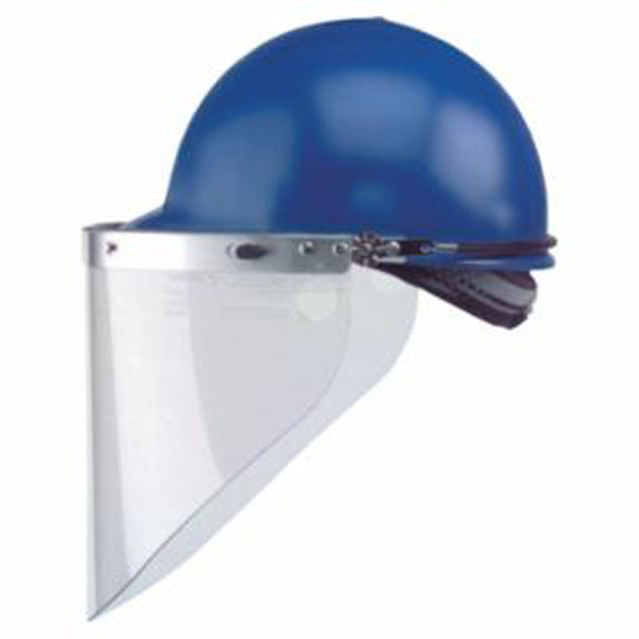 Fibre-Metal 280-FH66 High Performance Face Shield Hat Adpaters, Cap Style, Aluminum, For P2/E2