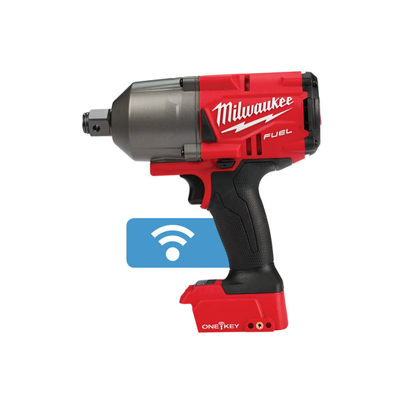 Milwaukee 2864-20 M18 Fuel w/ One-Key High Torque Impact Wrench 3/4 Fraction Ring Bare Tool
