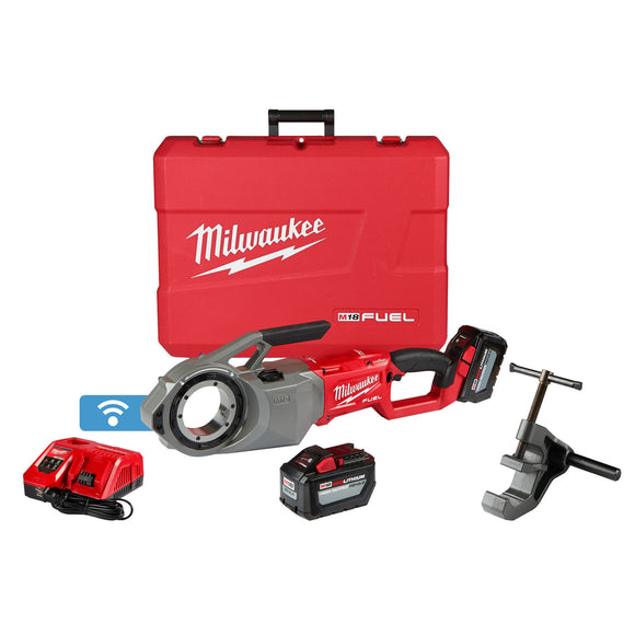 Milwaukee 2874-22HD M18 FUEL™ Pipe Threader w/ One-Key™ Kit