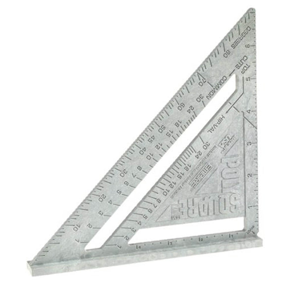 Empire Level 295 7-Inch POLYSQUARETM Rafter Square