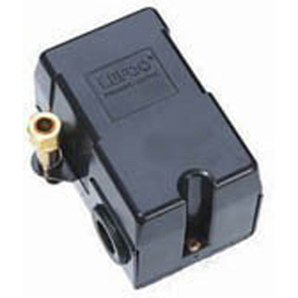Puma Industries 2E21-025T Pressure Switch, 95-125 psi, 4 way with ON/OFF Switch