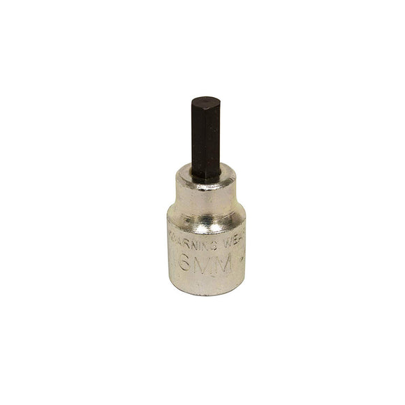Lisle Corporation 3389000 Metric Hex Bit Set 6mm