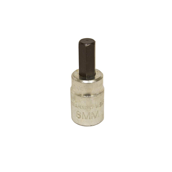 Lisle Corporation 33910 8MM HEX BIT 3/8