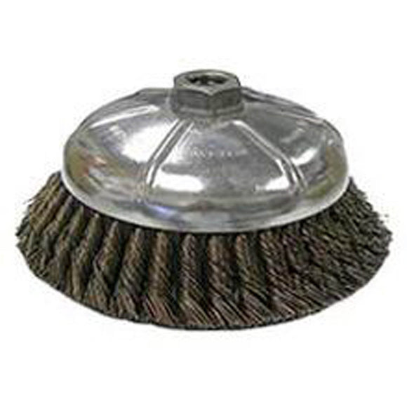 Weiler 36045 Knot Wire Cup Brushes