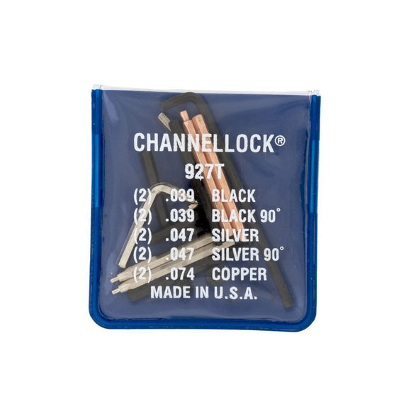 Channellock 927T 5 pc. Universal Retaining Ring Tip Kit