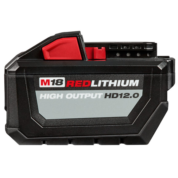 Milwaukee 48-11-1812 Battery Pack Hi-Output Hd 12.0
