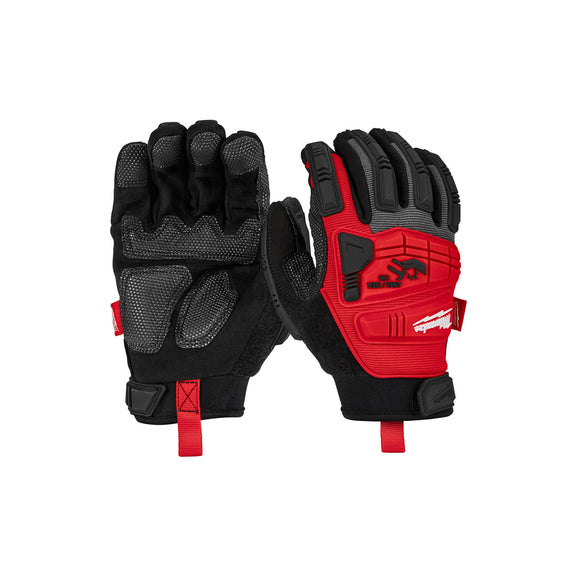Milwaukee 48-22-8753 X-Large Impact Demolition Gloves