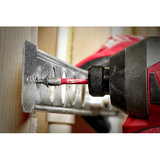Milwaukee 48-32-4722 Insert Screwdriver Bit, No 2, Square Recess, 1/4 In Hex Shank, 1 In L, Steel