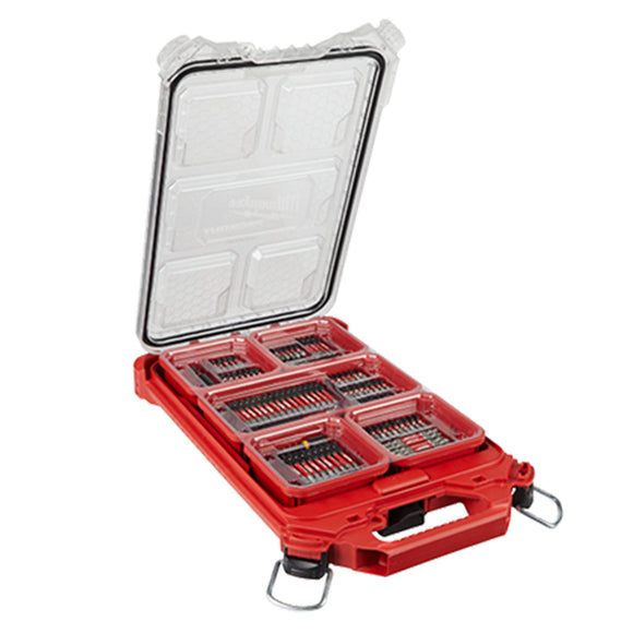 Milwaukee 48-32-4082 100pc Shockwave Packout Kit