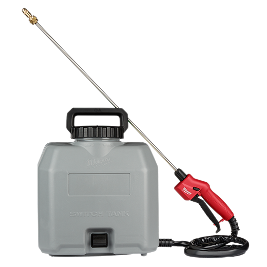 Milwaukee 49-16-28CS SWITCH TANK™ 4- Gallon Concrete Sprayer Tank Assembly