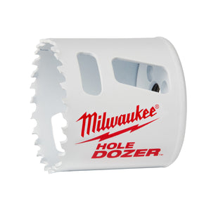 "Milwaukee 49-56-0127 Hole Dozer™ Hole Saw Bi-Metal Cups, 2-1/8"" Dia"