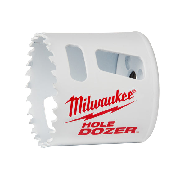 Milwaukee 49-56-0132 Hole Dozer™ Hole Saw Bi-Metal Cups, 2-1/4