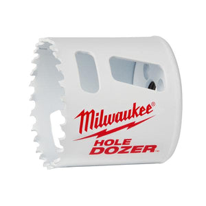 "Milwaukee 49-56-0112 Hole DOZER™ Hole Saw Bi-Metal Cups, 1-7/8"" Dia"