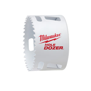 "Milwaukee 49-56-0193 Hole Dozer™ Hole Saw Bi-Metal Cups, 3-1/2"" Dia"