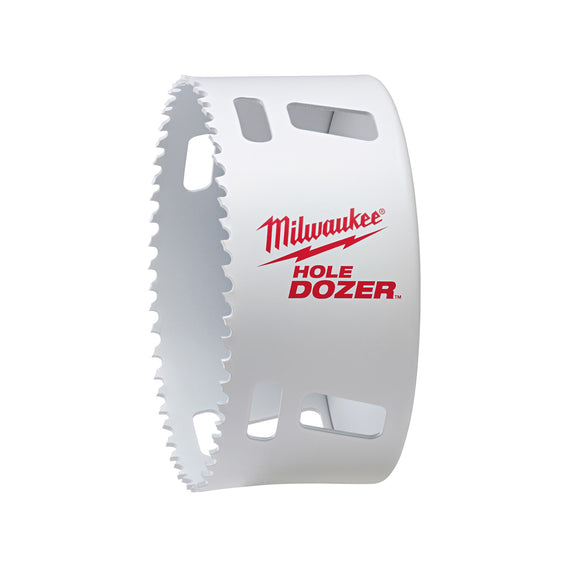 Milwaukee 49-56-0237 Hole Dozer™ Hole Saw Bi-Metal Cups, 4-3/4