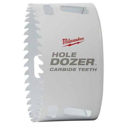 Milwaukee 49-56-0744 Hole Dozer™ Blades with Carbide Teeth, 4-1/4