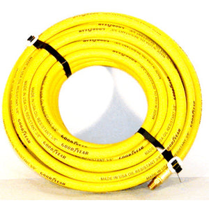 Goodyear 01-1388 3/8 X 100' Yellow Air Hose MXM