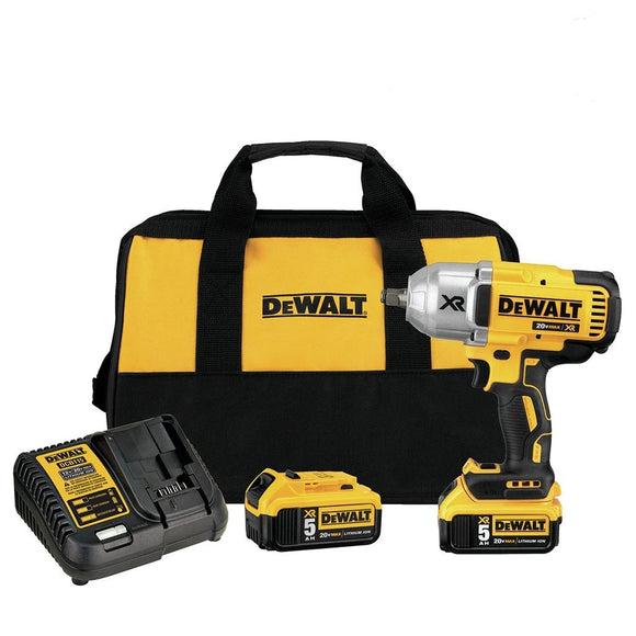 DeWalt DCF899HP2 20V Max Xr High Torque 1/2