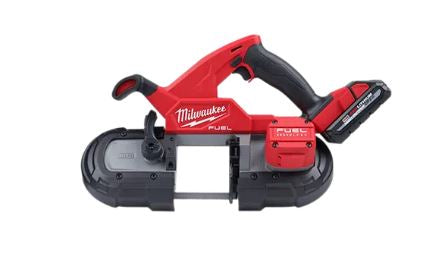 Milwaukee 2829-22 M18 FUEL™ Compact Band Saw Kit