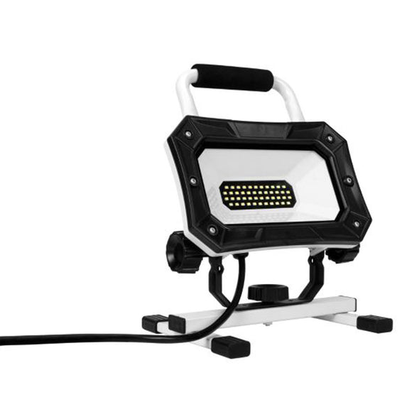 Performance Tool W2402 2100 LM Wide Angle LED Work Light 6 Feet Cord