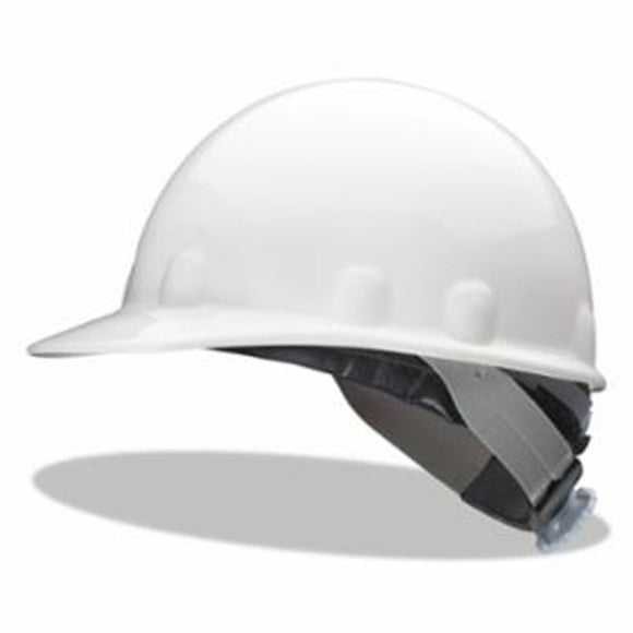 Fibre-Metal 280-E1SW01A000 SuperEight Hard Hats, 8 Point Swingstrap, White
