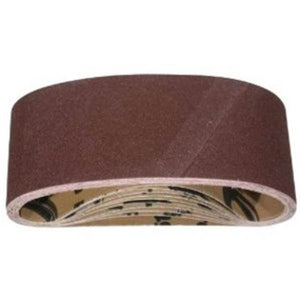 United Abrasives 63245 4 x 36 80 Grit AO-X Quick Ship™ Belt