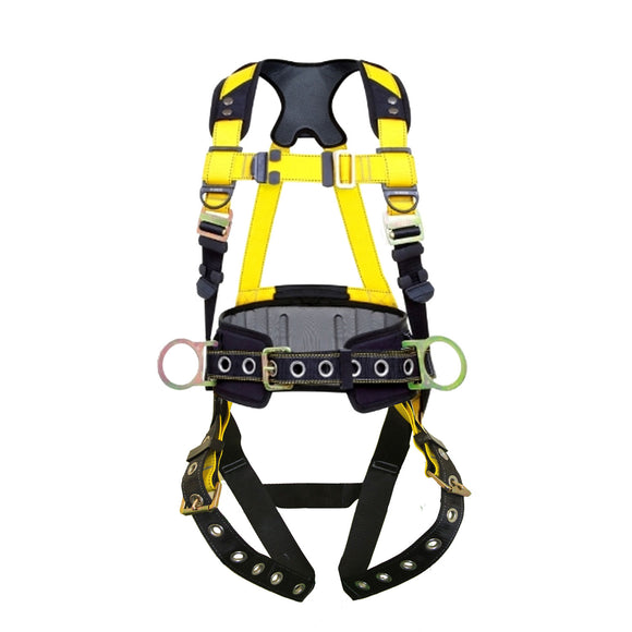 Guardian Fall Protection Series 3 Harness Side, Sternal, and Shoulder D-ring PT Chest / TB Waist / TB Legs (Multiple Sizes Avalible)