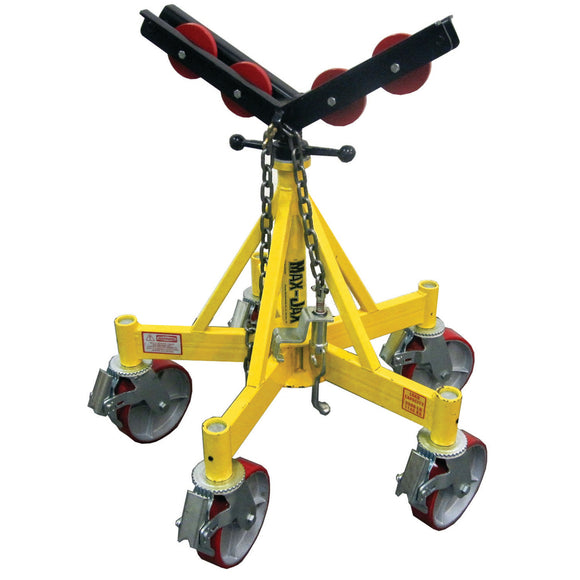Sumner 781403 Max Jax™ Kit No. 1 - includes basic stand, roller head kit & casters