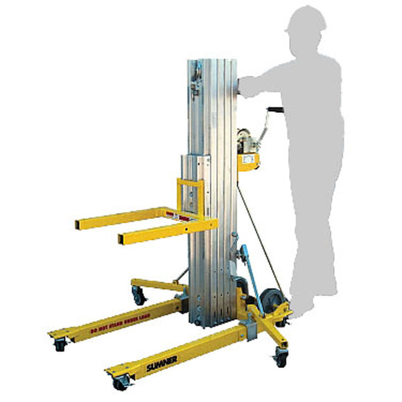 Sumner 784751 2416 Contractor Lift 16'/450lbs