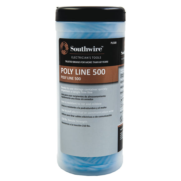 Southwire PL500 58280640 QWlKline Poly Line 500 Feet