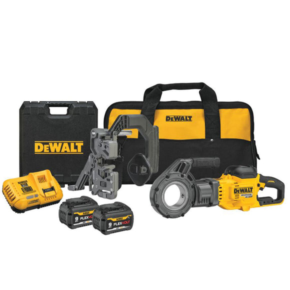 Dewalt DCE700X2 FLEXVOLT® 60V MAX* CORDLESS PIPE THREADER KIT